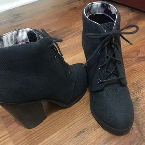 """Call It Spring Shoes - """"Call it Spring"""" Ankle booties"""